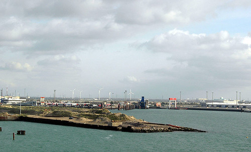 Dunkerque france view of the port of dunkerque photo cre flickr - Dunkirk port france address ...
