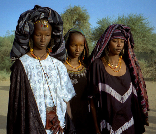 1997 #275-15 young Wodaabe women | by Dan Lundberg