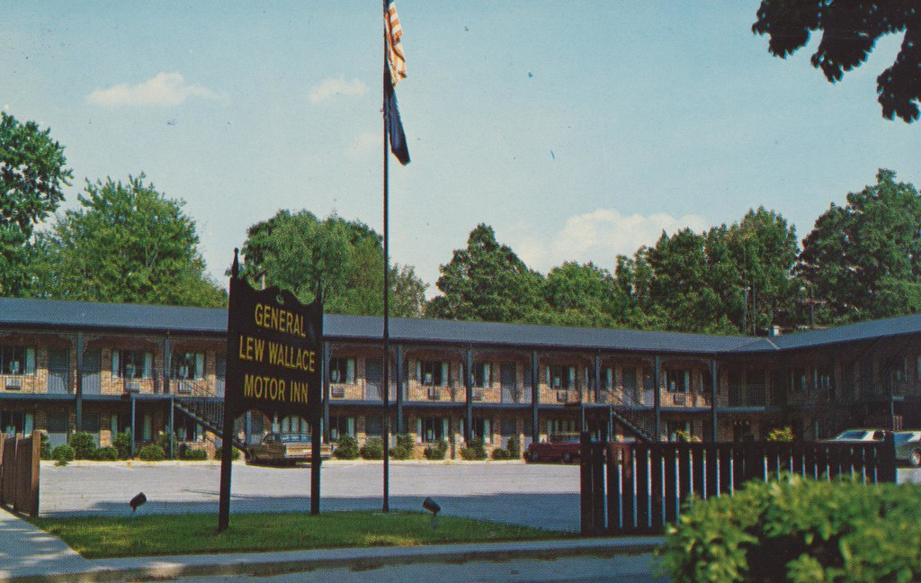 General Lew Wallace Motor Inn - Crawfordsville, Indiana