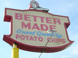 Better Made factory sign | by Your Secret Admiral