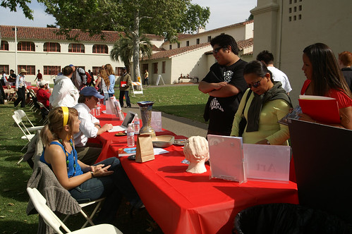 Prospective Students Get Information about CI | by California State University Channel Islands