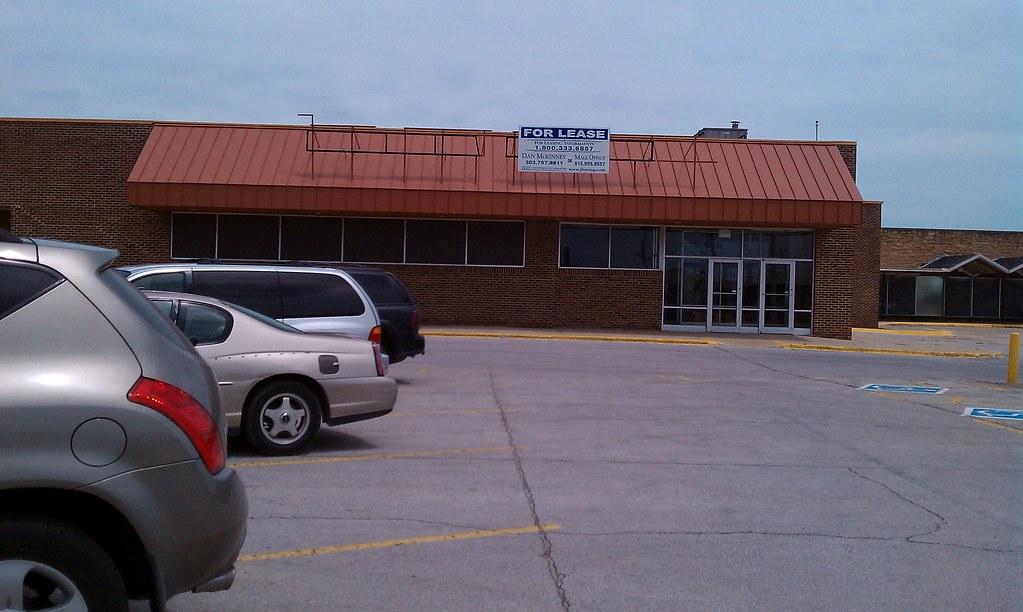 Crossroads Mall - Fort Dodge, Iowa - Former Han Fabric… | Flickr