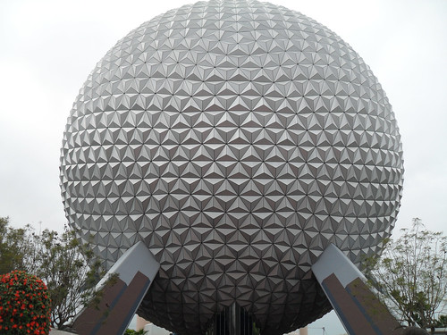365/134 - Spaceship Earth | by dragonsinger