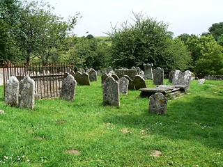 ARRETON CHURCH GRAVEYARD.IOW. | by ronsaunders47