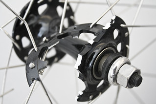 Broken Formula Hub + Wheel | by drocksays