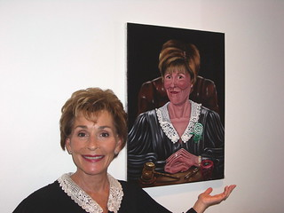 Judge Judy & Painting | by fandayou_0088