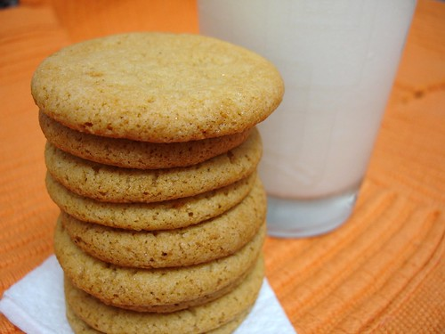 Gingernut cookies | by Patricia Scarpin