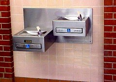 drinking fountain | by basketbawful