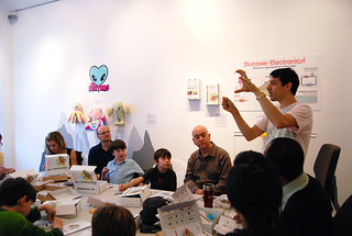 Sparkle Labs DIY Electronic Workshop! | by gallery hanahou