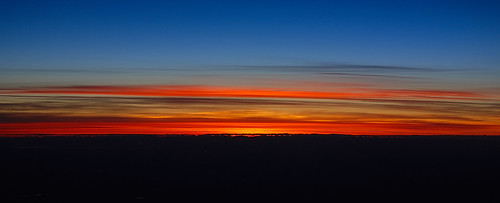 Sunrise over British Columbia | by HawkeyePilot (limited Flickr time)