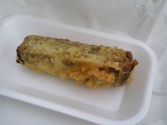 Deep fried Mars bar | by I like
