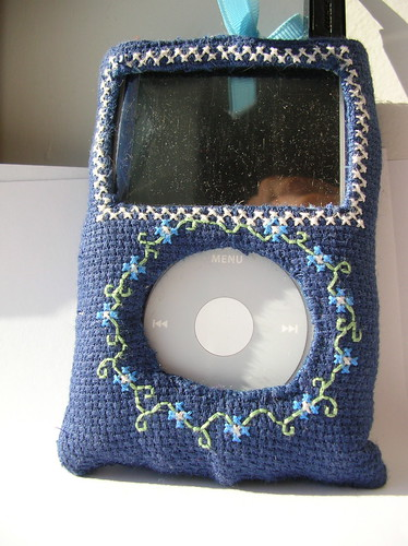 iPod cozy - Front | by StoneAmazon
