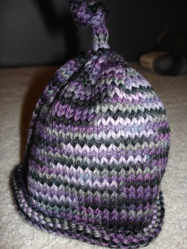 Knitting Pattern Umbilical Cord Hat : Another Umbilical Cord Hat Pattern: Umbilical Cord Hat Sou? Flickr