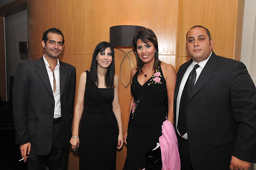 Floor 10 party kempinski nile hotel the first boutique l for Leading boutique hotels of the world