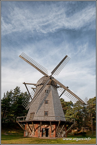 Windmill | by AigarsR