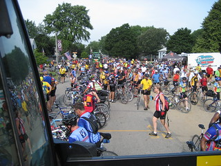 Day 2-bikers arriving into town | by spinjunkie