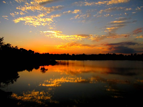 Sunset Reflections | by Blanca Rosa2008 +3,900,000 Views Thanks to All