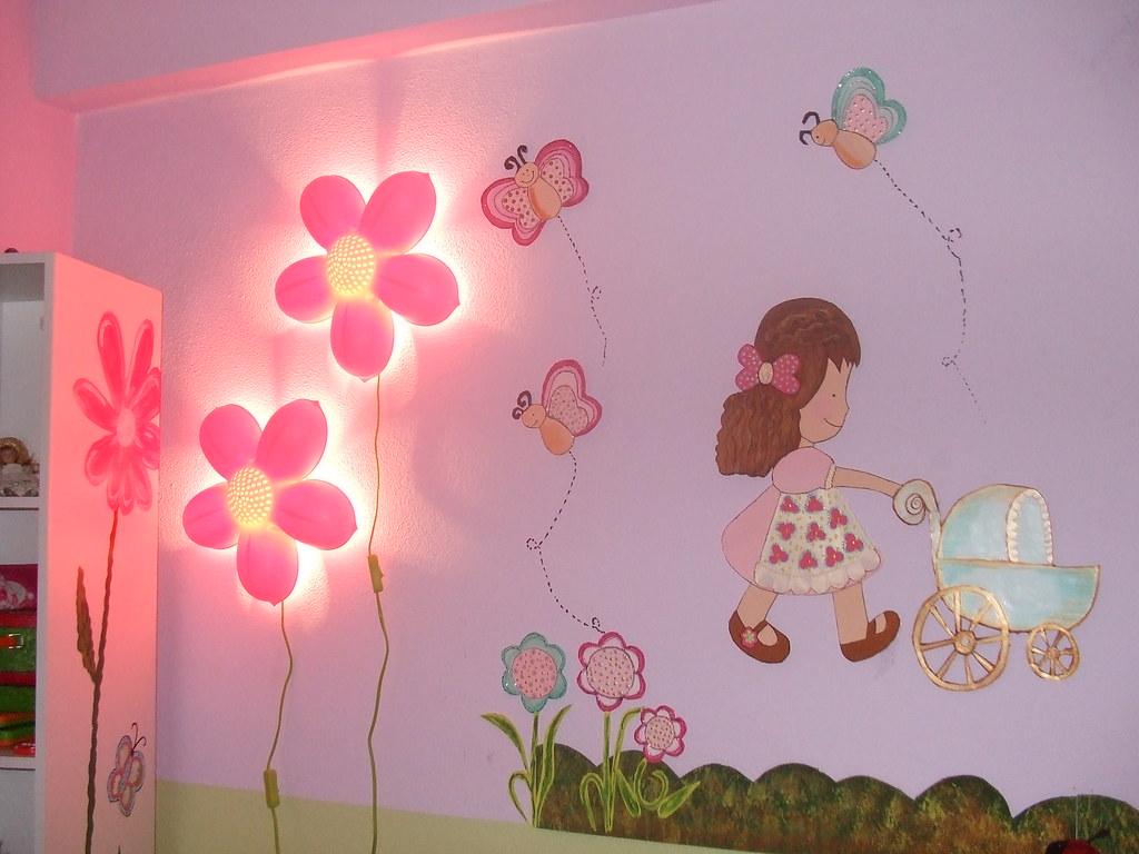 Ilumina O Perfeita Decora O Artesanal Painel Confeccion Flickr ~ Artesanato Para Decoração De Quarto