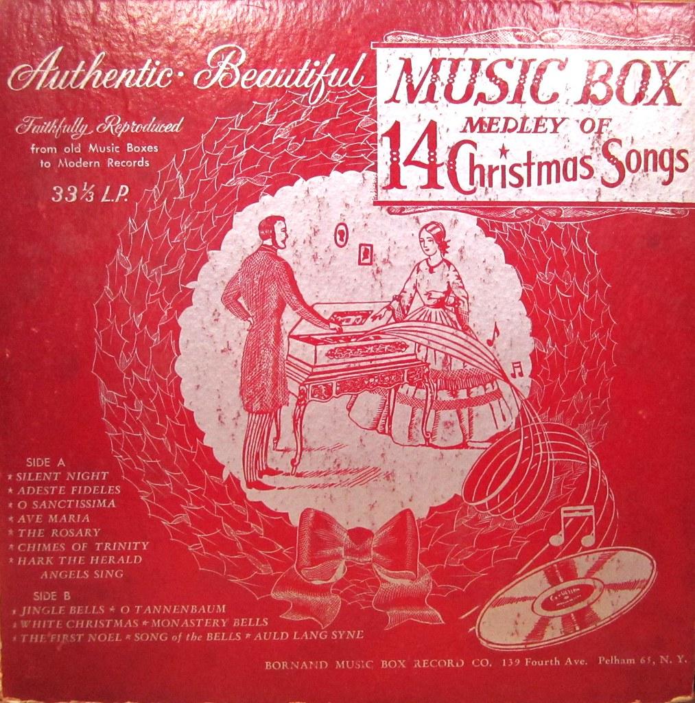 Music Box Medley | Music Box Medley of 14 Christmas Songs, f… | Flickr