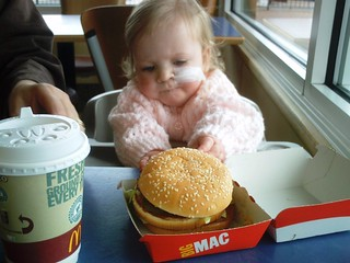 Who says... I'm too small to eat this BIG MAC??? | by † Jimmy MacDonald †