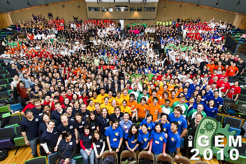 iGEM From Above 2010 | by igemhq