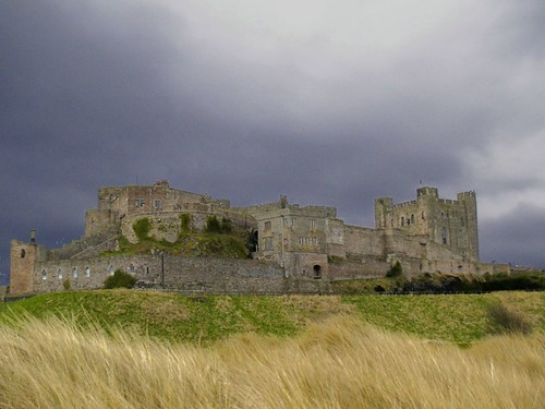 Bamburgh Castle | by DDA / Deljen Digital Art