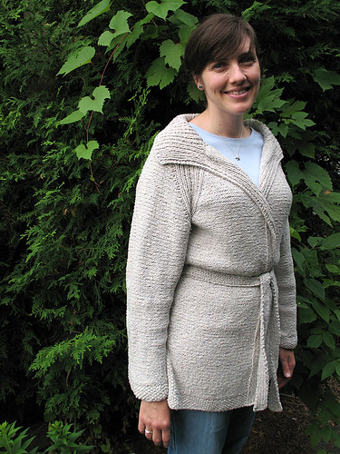 Summer wrap cardigan | by coco knits