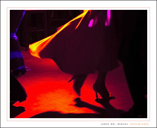 Flamenco Dancers Nuit Blanche - Toronto | by Jim Dawson Photography