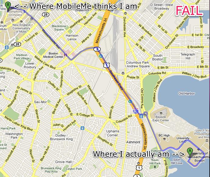 200 William T Morrissey Blvd, Boston, MA 02125 to Hemenway…   Flickr