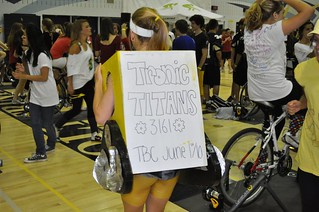 Titans Battle Cancer - 1 | by holytrinityrobotics