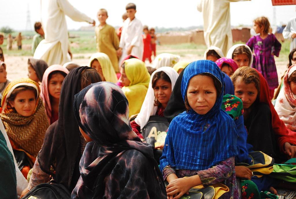 Afghan Refugees (Google Images)