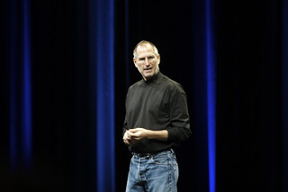 Steve Jobs @ WWDC 2007 | by acaben