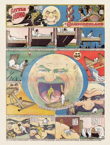 """Little Nemo in Slumberland"" by Winsor McCay 