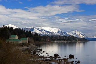 A view to the Nauel Huapi and the Mountains | by Ricardo Carreon