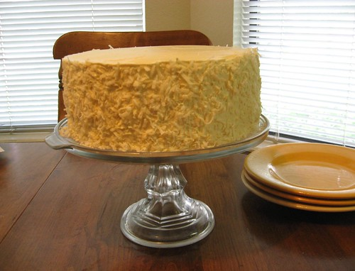 Bobby Flay Throwdown Coconut Cream Cake