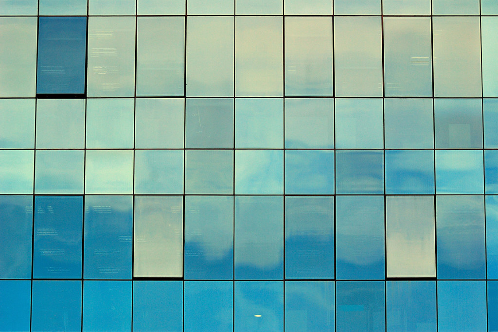 Glass facade texture  Glass texture | FRandaLUZ | Flickr