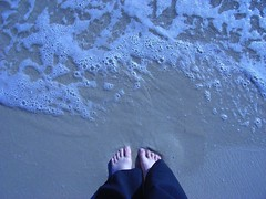 Toes in the Surf | by Anna Overseas