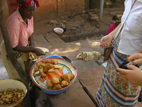 Street food, Sikasso | by delayed gratification