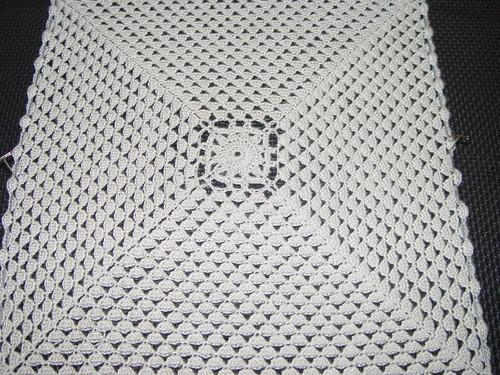 Christening shawl Pattern -