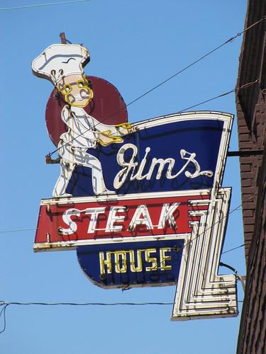 Jim 39 s steak house pittsburg kansas jimsawthat flickr for Jim s dog house