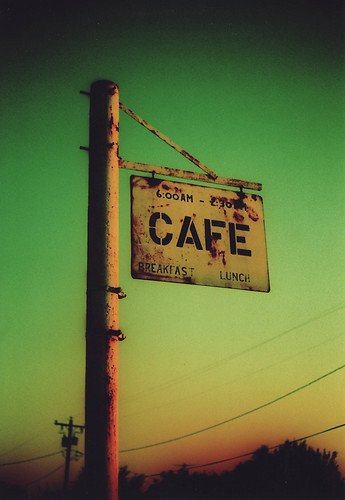 Sunset Cafe | by estenh