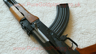 AK-47 Assault Rifle f | by PureGoldPlating