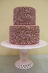 Paisley Cake Pan Ideas