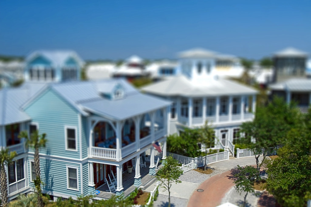 Seaside Florida Map.Seaside Florida Just Messed Around With This Picture From Flickr