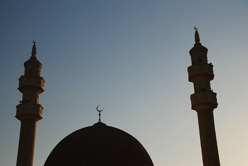 Mosque Silhouette | by radiant guy