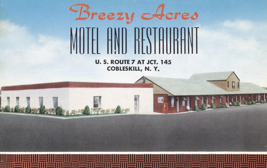 Breezy Acres Motel - Cobleskill, New York