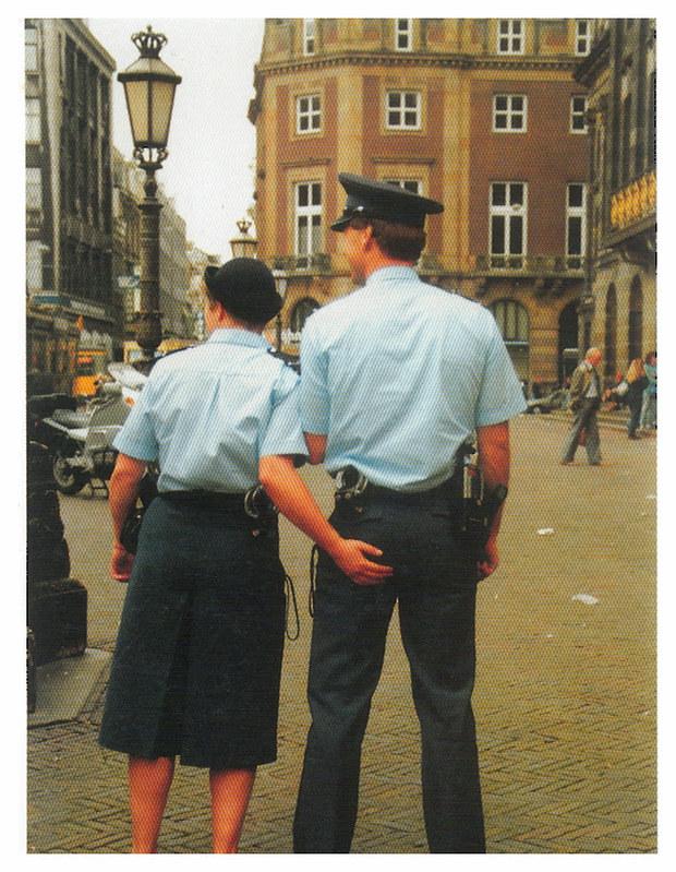 Police - Amsterdam - RR - wandervogel