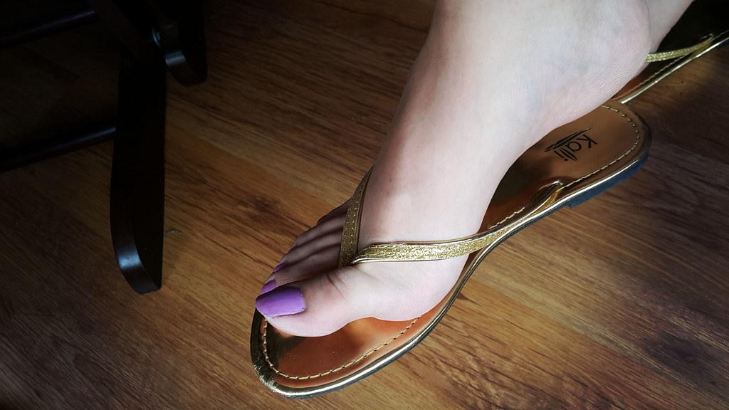 Casually Sexy erika feet