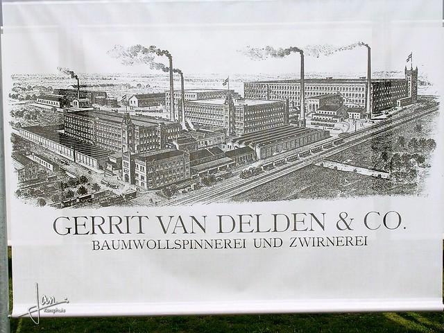 Gronau 2003 - LAGA: Baumwollspinnerei Van Delden