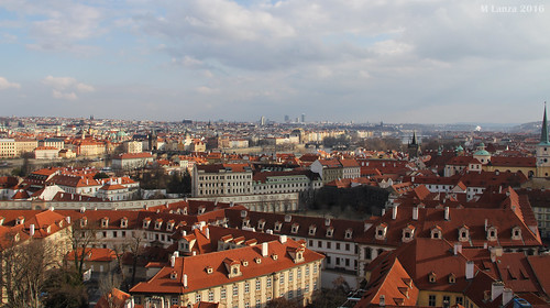 Looking Over Prague | by mlanza